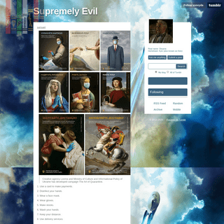 ArchiveBay.com - snovyda.tumblr.com - Supremely Evil
