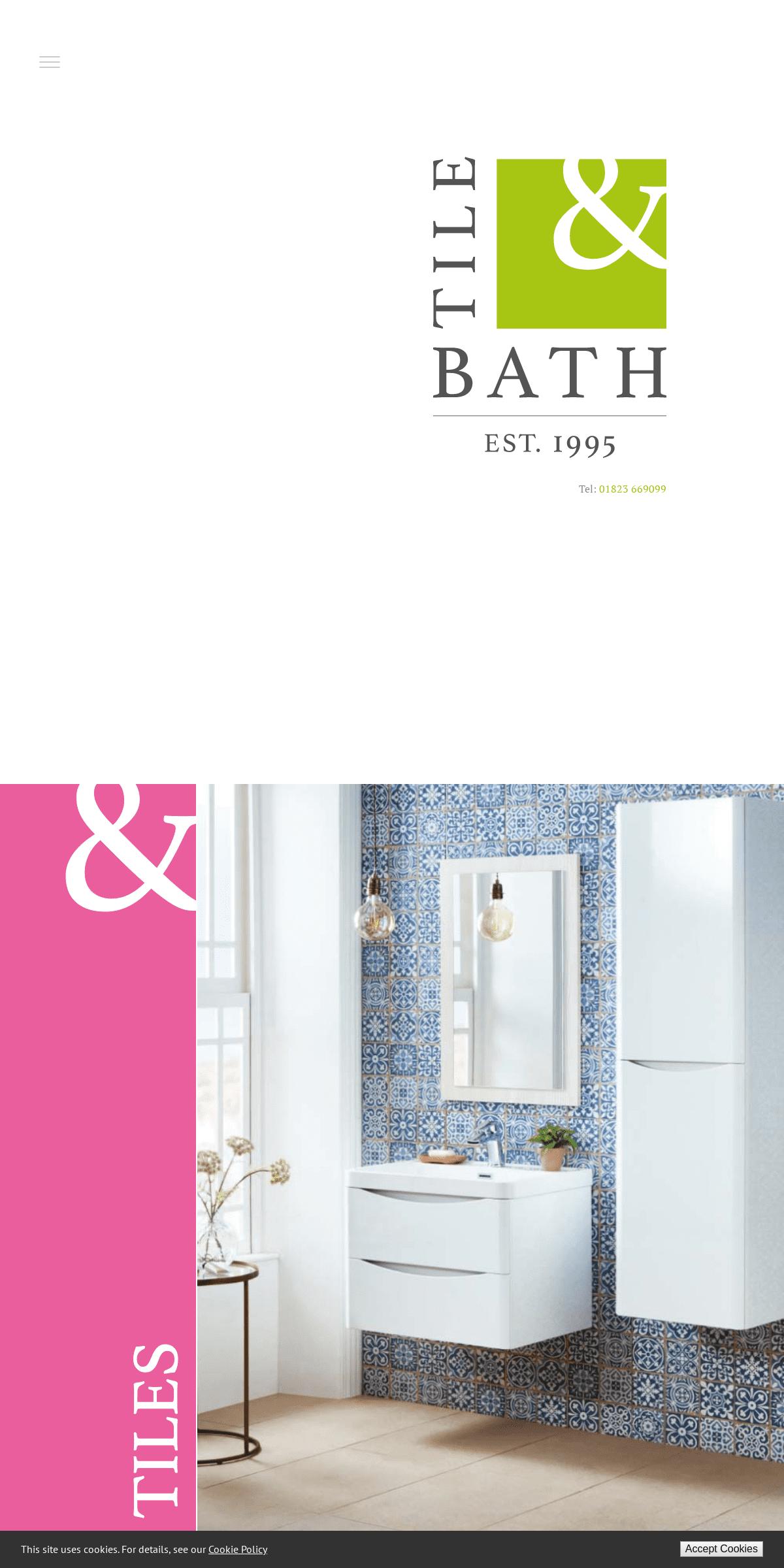Tile and Bath World - Tiles, Baths, Showers, Taps - Wellington, Somerset, UK