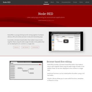 ArchiveBay.com - nodered.org - Node-RED