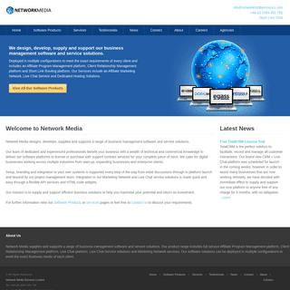 ArchiveBay.com - welcome.netgamingsolutions.com - Network Media