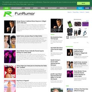 Funrumor.com - Fun and Rumors From Around the World