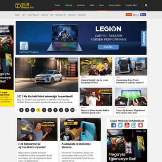 ShiftDelete.Net - Türkiye'nin en büyük teknoloji haber sitesi