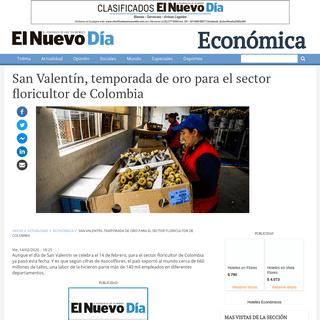 ArchiveBay.com - www.elnuevodia.com.co/nuevodia/actualidad/economica/445278-san-valentin-temporada-de-oro-para-el-sector-floricultor-de-colombia - San Valentín, temporada de oro para el sector floricultor de Colombia - El Nuevo Día