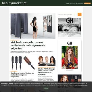 BeautyMarket.pt CABELEIREIRO y ESTETICA Profissional