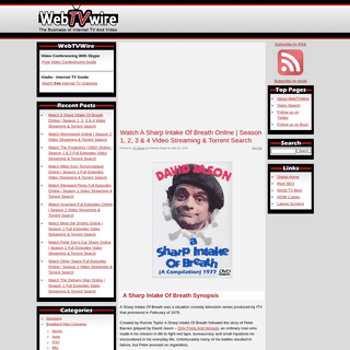 Web TV WireWeb TV Wire - Internet Video Business & Gadgets