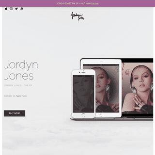 Jordyn Jones