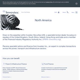 Investec - North America