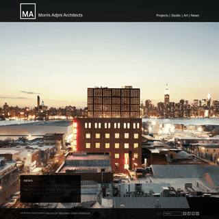 Morris Adjmi Architects - NYC Architecture and Interior Design Firm