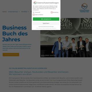 Die Online-OpTEAMierer - Sensational Marketing GmbH