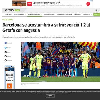 ArchiveBay.com - www.futbolred.com/liga-de-espana/barcelona-vs-getafe-goles-y-mejores-momentos-del-partido-113145 - Barcelona vs Getafe- goles y mejores momentos del partido - Liga de España - Futbolred