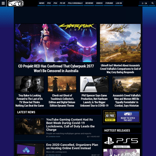 PlayStation LifeStyle - PS4, PS5, PSVR, Vita News, Reviews, and Guides