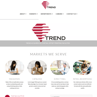 Home - Trend Offset Printing