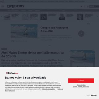 Abel Matos Santos deixa comissão executiva do CDS-PP - politica - Jornal de Negócios