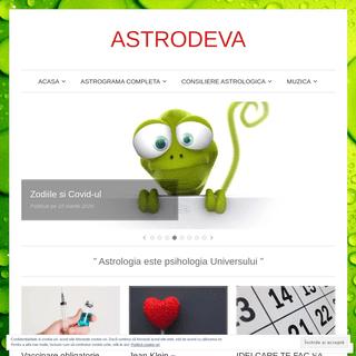 """ArchiveBay.com - astrodeva.wordpress.com - ASTRODEVA – """" Astrologia este psihologia Universului """""""