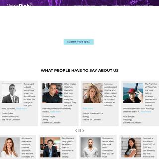 WebPick Internet Holdings – We Empower Entrepreneurs