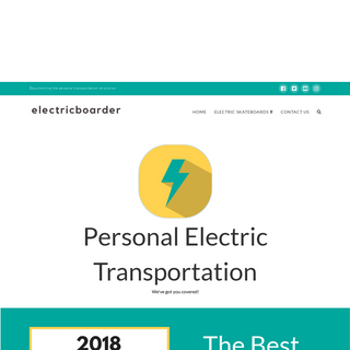 Electric Skateboard Reviews 2018