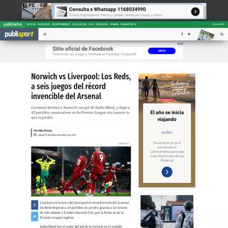 ArchiveBay.com - www.publimetro.com.mx/mx/publisport/2020/02/15/norwich-vs-liverpool-los-reds-seis-juegos-del-record-invencible-del-arsenal.html - Norwich vs Liverpool- Los Reds, a seis juegos del récord invencible del Arsenal - Publimetro México