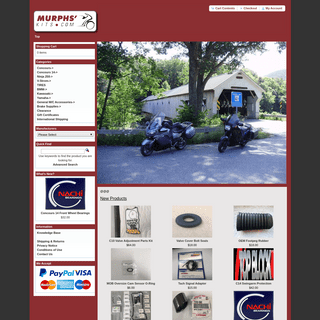 Murphs' Kits - Welcome to Murphs' Kits Online Store