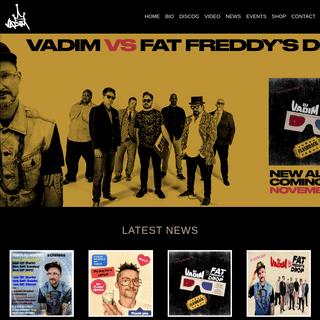 A complete backup of djvadim.com