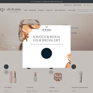 Clé de Peau Beauté Official Store - Luxury Skincare & Makeup