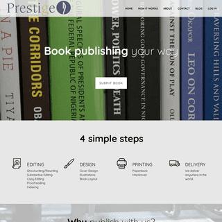Prestige Books