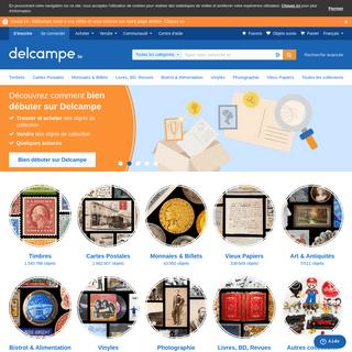 Delcampe - Acheter et vendre ses objets de collection