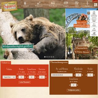 Tripsdrill - Freizeitpark, Tierpark und Übernachtungen