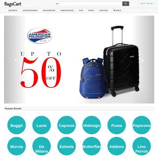 BagsCart
