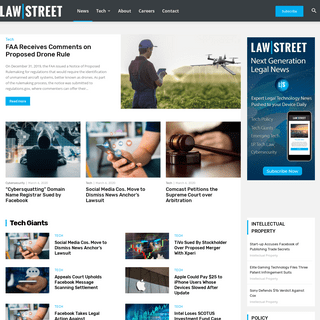Home - LawStreetMedia