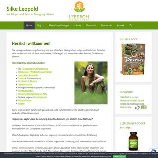 Home - Silke Leopold