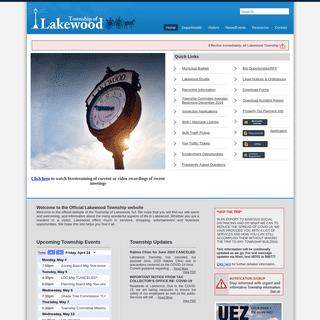Township of Lakewood