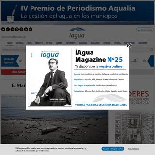 iAgua - La web del sector del agua – Noticias, empresas y blogs