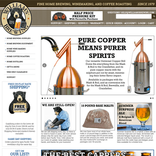 Home Brewing Supplies and Home Brewing Kits