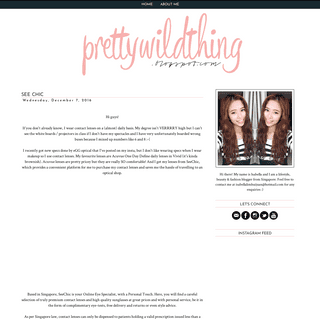 PRETTYWILDTHING