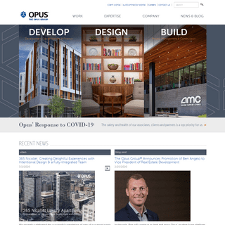 Commercial Real Estate - The Opus Group