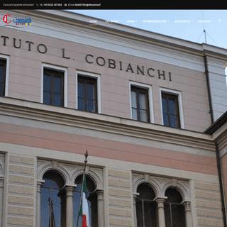 IIS Lorenzo Cobianchi – La scuola per il tuo futuro