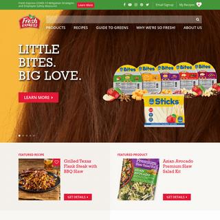 Fresh Express Salad Kits and Recipes