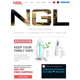 NGL-NEXT GENERATION LIGHTING