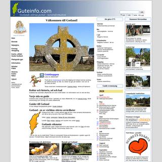 Välkommen till Gotland - boende, resa, aktiviteter och utflyktsmål