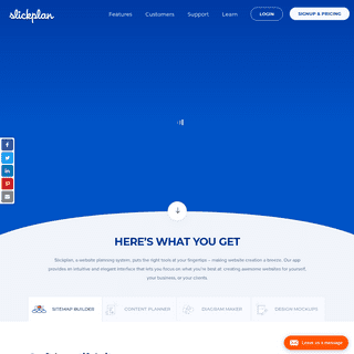 Website Planning - Sitemaps, Content, and More - Slickplan