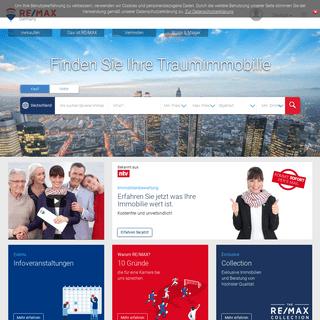 RE-MAX Germany - Professionelle Immobilienmakler für den Verkauf und die Vermietung