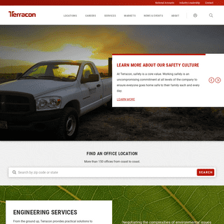 Consulting Engineers and Scientists - Terracon