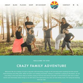 ArchiveBay.com - crazyfamilyadventure.com - Crazy Family Adventure - A Family Travel Blog