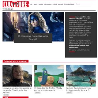 Cine, Series y Música - Cultture