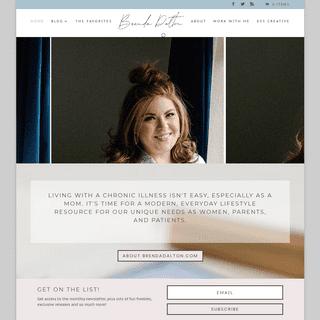 Home • Tulsa Lifestyle Blogger - Brenda Dalton