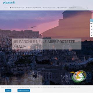 Pixcube.it Workshop Fotografici, Viaggi Fotografici, Corsi Foto nei parchi italiani