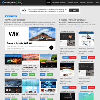Website Templates, Free Website Templates, Free Web Templates, Flash Templates, Website Design