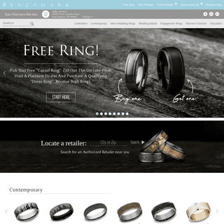 Home - Benchmark Rings