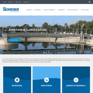 Biological Wastewater Treatment - Schreiber