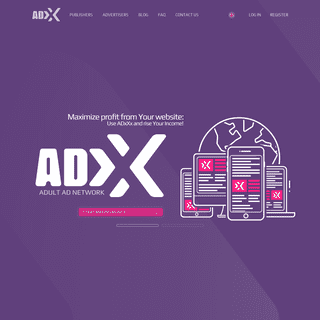 AdXXX - advertising network